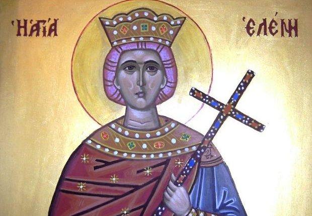 Μητροπολίτου Μόρφου Νεοφύτου: Θαυμαστή εμφάνιση της Αγίας Ελένης