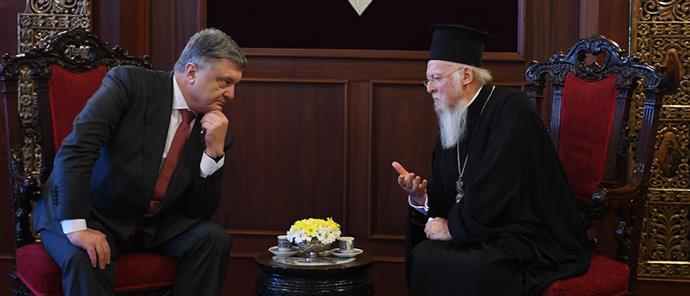 Η Ορθοδοξία σε κρίσιμο σταυροδρόμι – Βόμβες Ρώσων: Μιλούν για δωροδοκία του Φαναρίου από τους Ουκρανούς