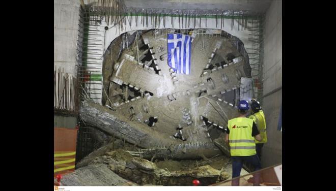 Θεσσαλονίκη: Ανοιχτοί προς το κοινό δύο σταθμοί του υπό κατασκευή Μετρό