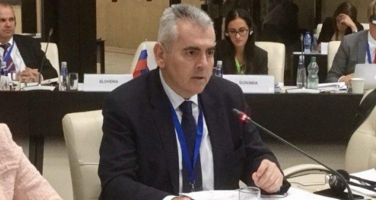 Ο Μ. Χαρακόπουλος έβαλε στην θέση του τον Σκοπιανό ΥΠΕΞ -Τι του είπε!