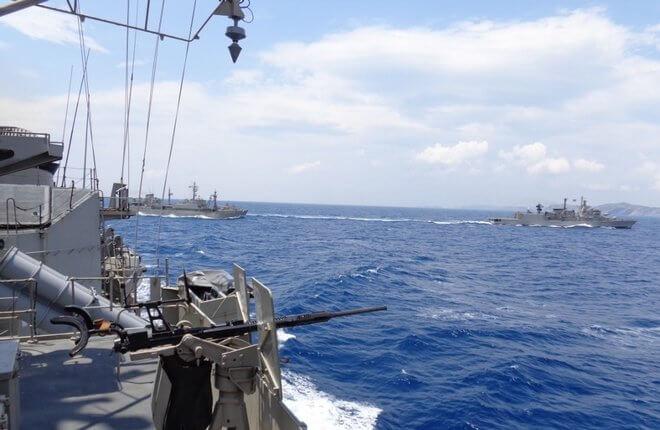 ΗΠΑ-Ελλάδα -Τουρκία – Εκτιμήσεις για τη μεταφορά δυνάμεων
