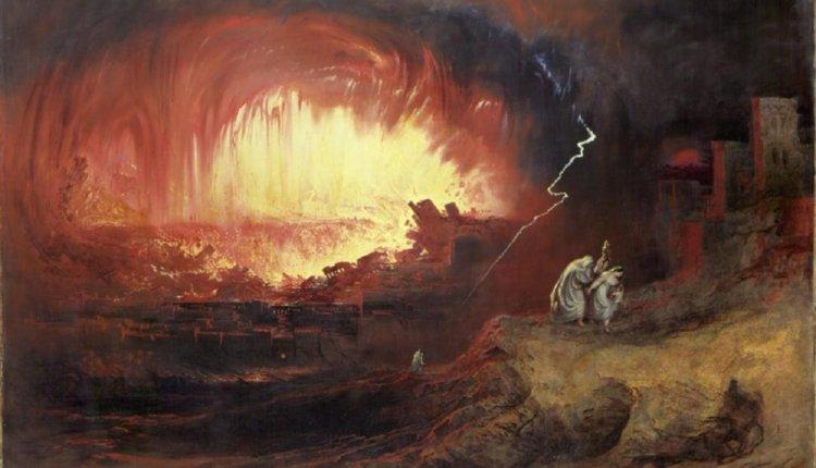 Τα Σόδομα και τα Γόμορρα δεν καταστράφηκαν για την αμαρτία αλλά για…