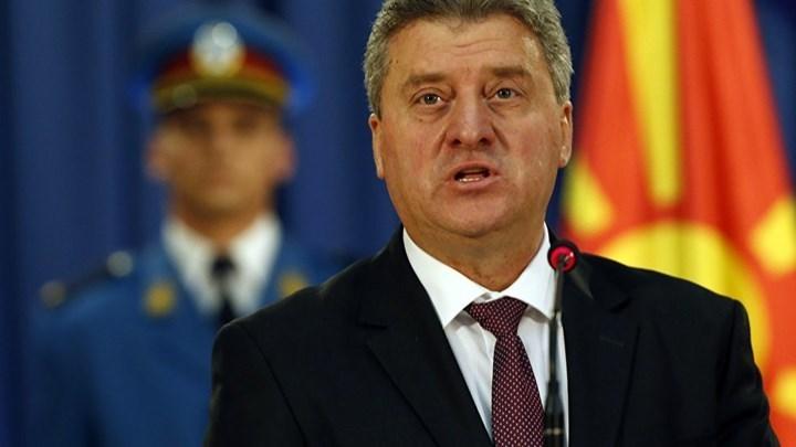 Διάγγελμα Ιβάνοφ: «Ταπεινωτική η συμφωνία, δεν υπογράφω» – Αντίστροφη μέτρηση για το απόλυτο χάος στα Σκόπια