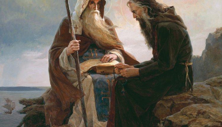Oι Άγιοι πατέρες της σκήτης που προφήτευσαν για την έσχατη γενιά!