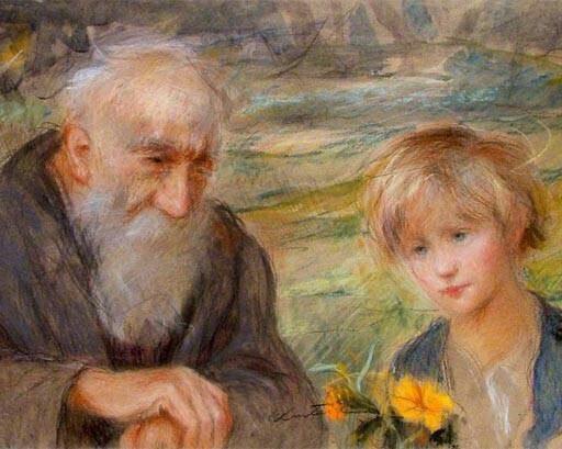 Ο Gorokhov Alexei Mikhailovich και η επιστροφή του απο την αιώνια ζωή.