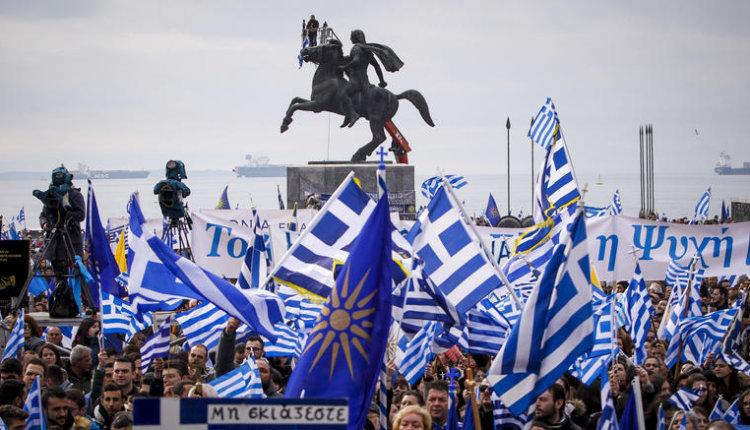 «Σάλπισμα αντεπίθεσης» από τους «τοπικούς άρχοντες» – «Δημοψήφισμα τώρα για το Σκοπιανό»