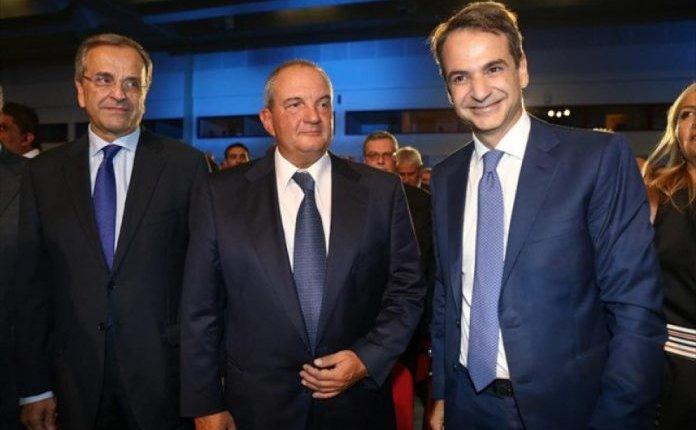 Πάμε σε εκλογές; Εγκατέλειψε τον ΣΥΡΙΖΑ και το ΠΟΤΑΜΙ – Μητσοτάκης, Καραμανλής και Σαμαράς υπέγραψαν την πρόταση δυσπιστίας