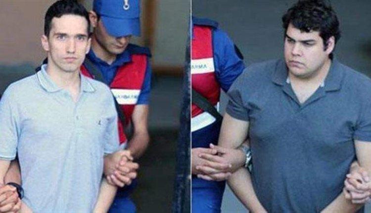 Έλληνες στρατιωτικοί: Απορρίφθηκε άλλο ένα αίτημα αποφυλάκισης τους!