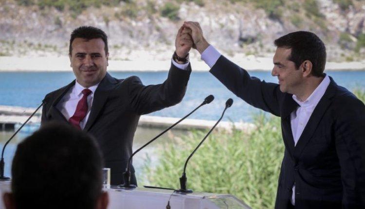 Οι Σκοπιανοί τα πήραν όλα: «Μακεδόνες εμείς, Μακεδόνες και εσείς»