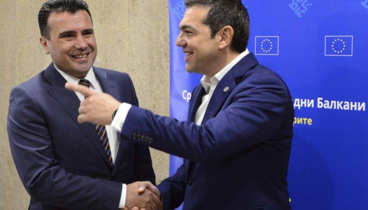 ΕΚΤΑΚΤΟ! Ιδού το κείμενο παράδοσης της Μακεδονία μας – Ερχεται φωτιά στο πολιτικό σκηνικό της χώρας