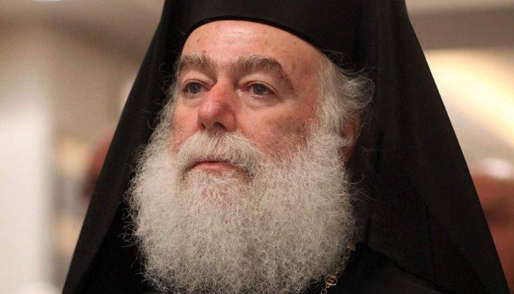 Πατριάρχης Αλεξανδρείας: «Ο Ελληνισμός σήμερα θρηνεί»