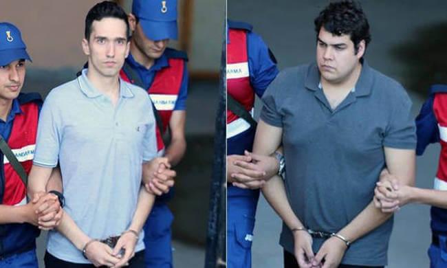 Ανακοίνωση Ελλήνων Δικαστικών για τους 2 αιχμάλωτους στρατιώτες: «Κατάφορη καταπάτηση των δικαιωμάτων τους»