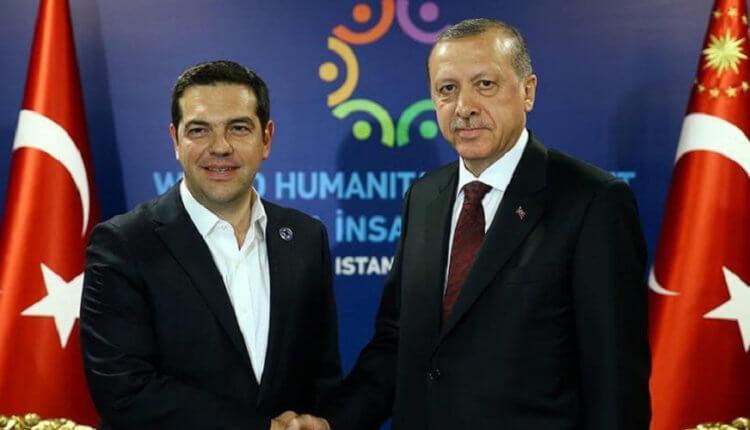 H μαραθώνια συνάντηση Τσίπρα-Ερντογάν – Ο πρωθυπουργός ζήτησε να δικαστούν οι δύο Έλληνες στρατιωτικοί