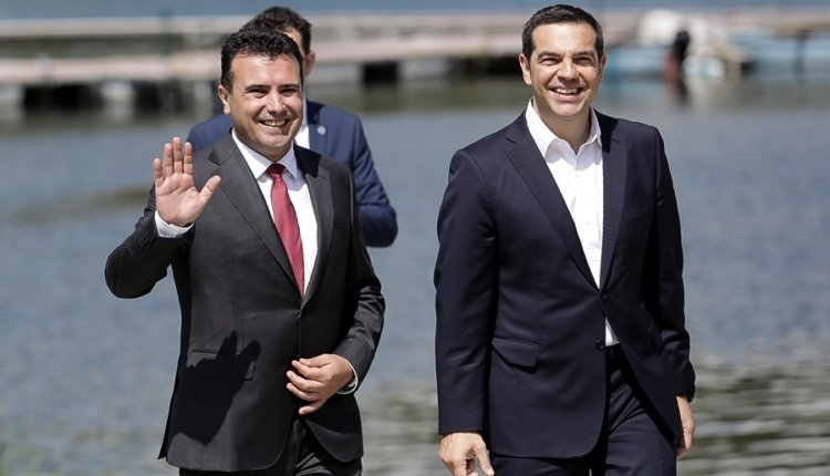 «Βόμβα» Δ. Καμμένου: «Η κυβέρνηση έχει συνεννοηθεί να πέσει και να μην κυρώσει τη συμφωνία με τα Σκόπια»