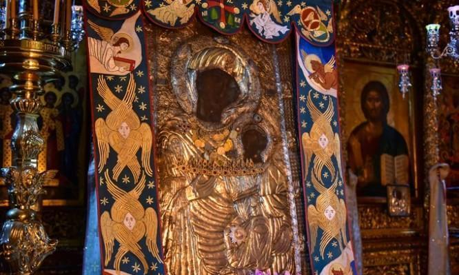 Η εικόνα της Παναγίας που εξαφανίστηκε για 170 χρόνια και βρέθηκε στο Άγιο Όρος