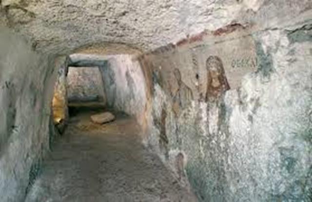 To Σπήλαιο του Αγίου Παύλου: Εδώ όπου έφερε ο Άγ.Ιωάννης την Παναγία