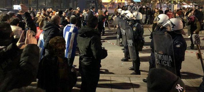 Θεσσαλονίκη για τη Μακεδονία: Αποδοκίμασαν τον Παυλόπουλο!