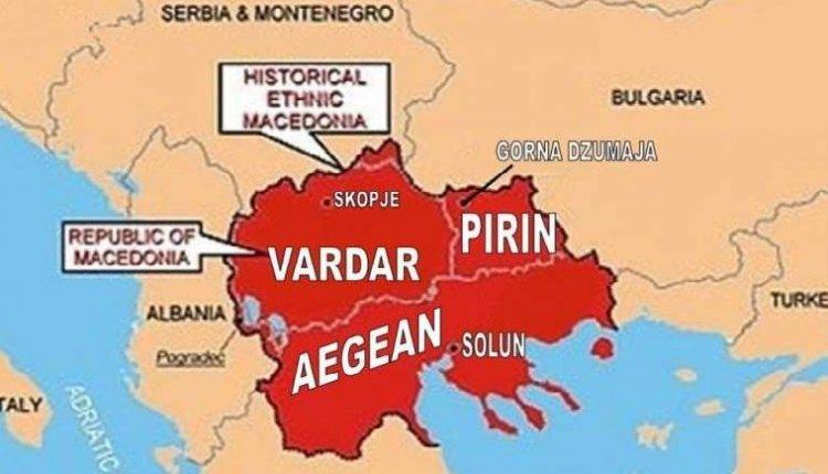 Σκοπιανοί θέλουν διπλές ονομασίες για Ελληνικές πόλεις – Aποκαλούν Solun την Θεσ/νίκη!