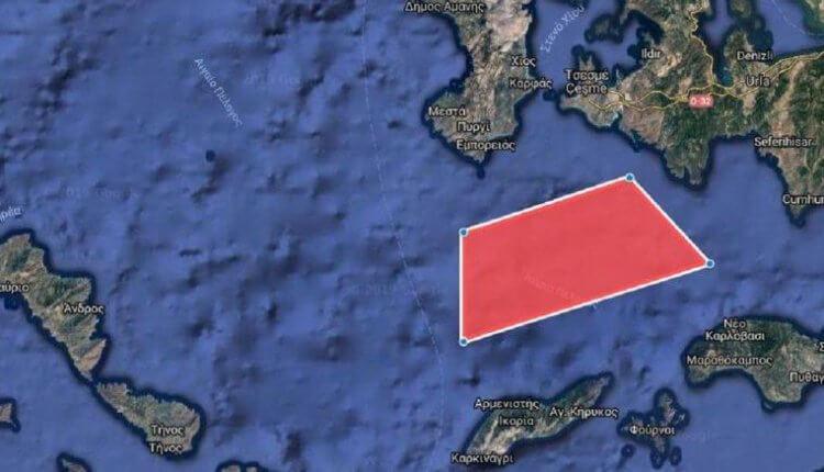Τουρκία: «Κλειδώνoυν» Χίο, Ικαρία & Σάμο με παράνομη NAVTEX