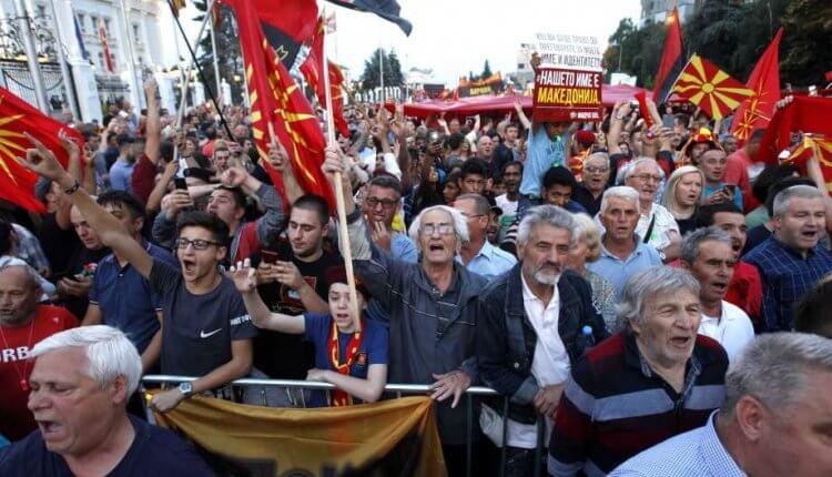 Σκόπια στην Ελλάδα: Έτσι θα εκμεταλλευθούν το ανθελληνικό δημοσίευμα του BBC