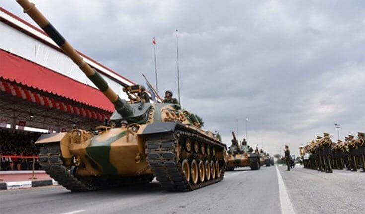 «Βόμβα» Άκαρ: Σε ετοιμότητα τέθηκαν οι τουρκικές κατοχικές δυνάμεις στην Κύπρο