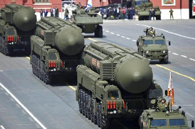 Συναγερμός για τα νέα ρωσικά ηλεκτρομαγνητικά όπλα