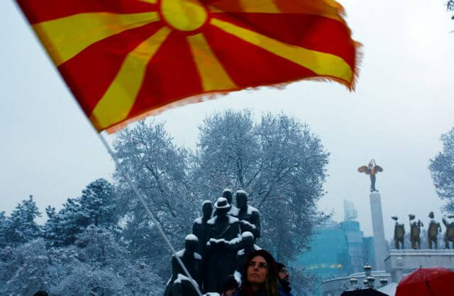 «Βόρεια Μακεδονία και επίσημα», σύμφωνα με τα σερβικά ΜΜΕ