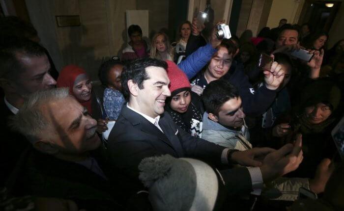 Ο Τσίπρας κατεβάζει έναν Αφγανό στο ευρωψηφοδέλτιο του ΣΥΡΙΖΑ!