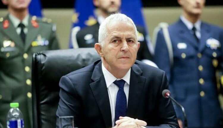 Αποστολάκης: Οι Ενοπλες Δυνάμεις έτοιμες να προασπίσουν τα εθνικά συμφέροντα