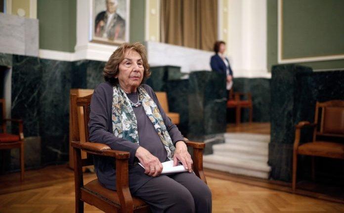«Έφυγε» από τη ζωή η σπουδαία συγγραφέας Άλκη Ζέη