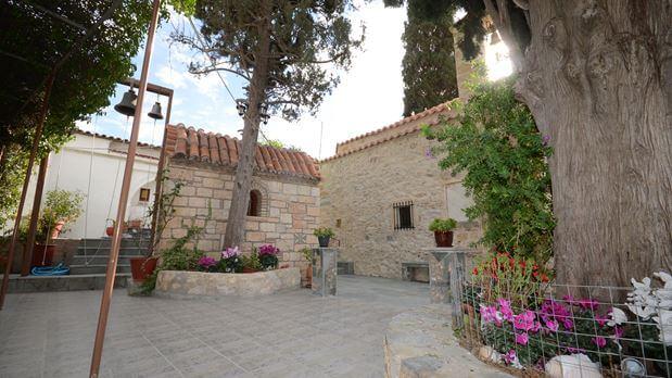 Μοναστήρι Αγίου Νικολάου Λεμονιών Σαλαμίνα