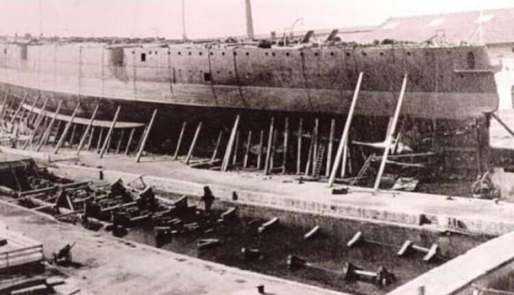 Το πλοίο που είχε χαρακτηριστεί, «φονέας» του τουρκικού στόλου