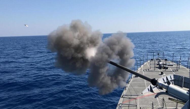 """Μυρίζει μπαρούτι"""" στην Α. Μεσόγειο: Έλληνας ο επιχειρησιακός διοικητής της επιχείρησης """"Ειρήνη"""""""