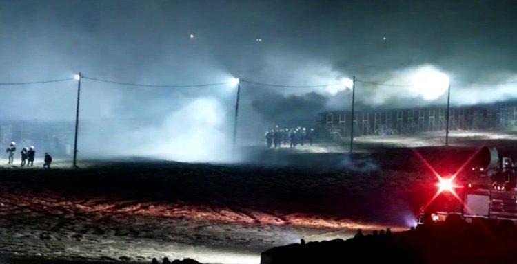 Έβρος: Εκτονώνεται η ένταση στις Καστανιές