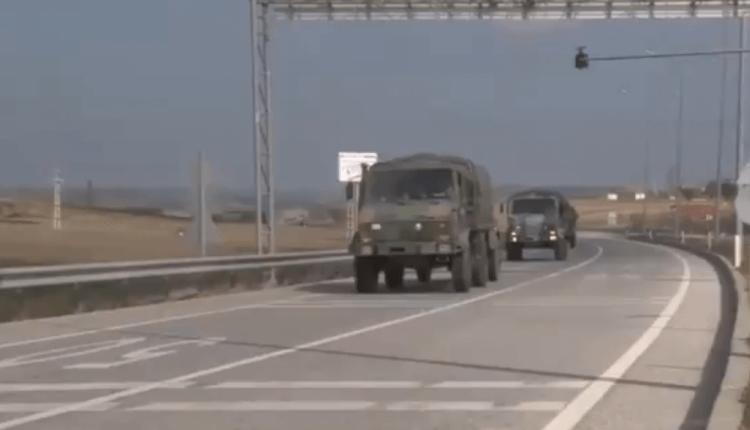Στέλνει στρατιωτικές ενισχύσεις η Τουρκία στον Έβρο
