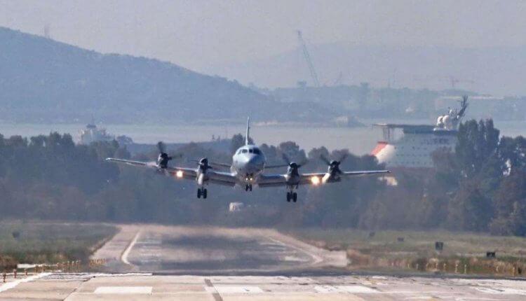 """Επιχείρηση """"Sea Guardian"""": Στην Κύπρο το P-3 Orion του Πολεμικού Ναυτικού"""