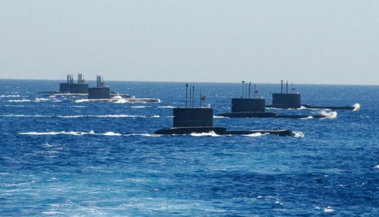 Σκηνικό σύγκρουσης σε Αιγαίο και Α. Μεσόγειο εδώ και λίγες ώρες
