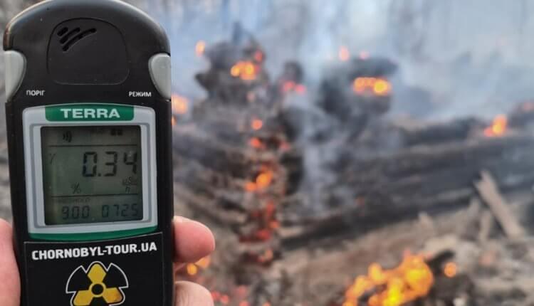 Ουκρανία-Τσερνόμπιλ: 16 φορές υψηλότερα επίπεδα ραδιενέργειας από την έκρηξη το 1986!!