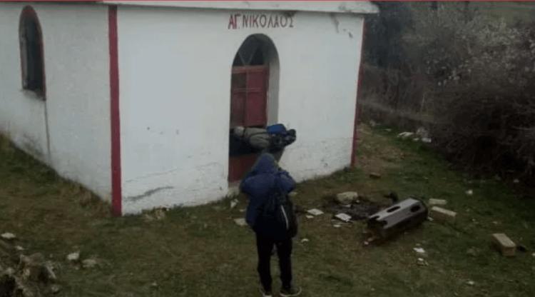 Αλλοδαποί λεηλατούν εκκλησίες & κάνουν πλιάτσικο σε σπίτια