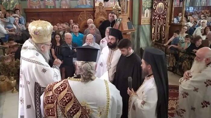 Πανηγύρισε ο Ιερός Ναός Αγίας Τριάδος Αγρινίου