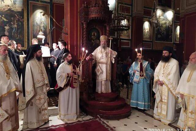 Εορτή του Αγίου Λουκά του Ιατρού στην Πάτρα