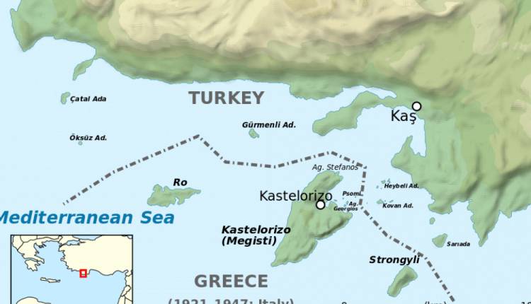 """""""Η Τουρκία στοχοποιεί το σύμπλεγμα Καστελορίζου"""""""