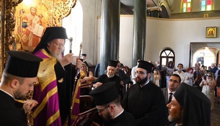 Ιστορικές στιγμές στη Χάλκη: Tι είπε ο Οικουμενικός Πατριάρχης κ.κ Βαρθολομαίος