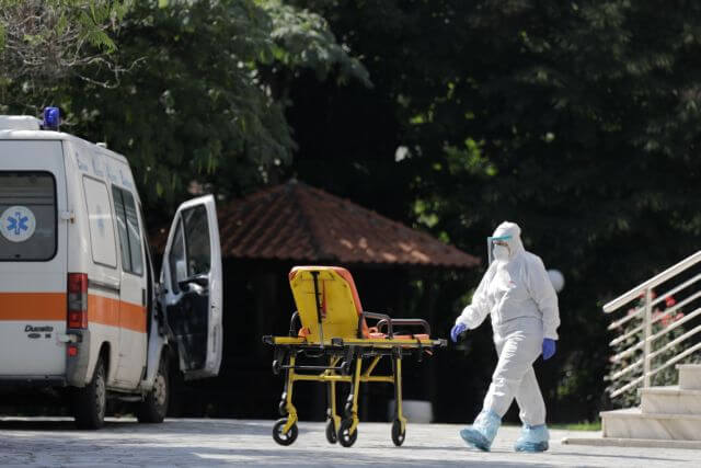 ΚΟΡΩΝΟΙΟΣ: Αττική με 277 κρούσματα – 69 στη Θεσσαλονίκη