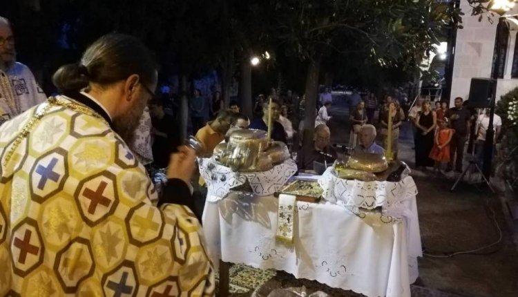 Μητρόπολη Δημητριάδος :Την μνήμη του Αγίου Εθνοϊερομάρτυρος Κοσμά του Αιτωλού, του Ισαποστόλου τίμησε