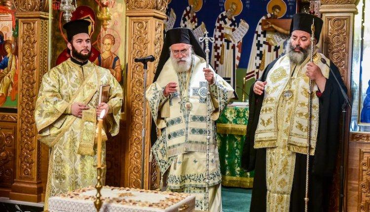Πενταετές Ιερό Μνημόσυνο π. Συμεών Κραγιόπουλου