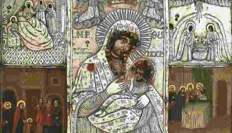 Αγρυπνία για την Παναγία της Γοργοϋπηκόου στον Ι.Ν. Αγίου Ευσταθίου