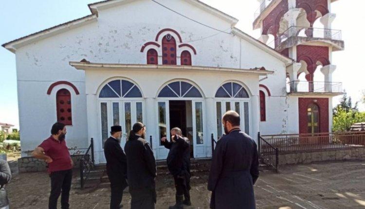 Θεσσαλιώτιδος Τιμόθεος: Ανοιχτές εκκλησίες για τους πληγέντες στα Φάρσαλα