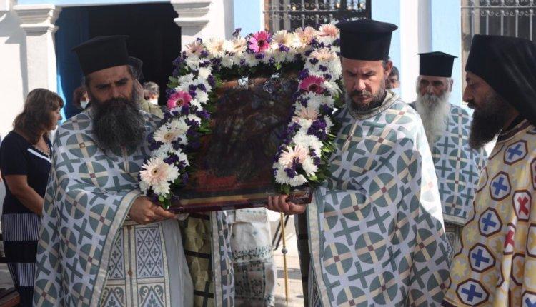ΠΟΡΤΟ ΛΑΓΟΣ: Το Βατοπεδινό Μετόχι εορτάζει την Παναγία Παντάνασσα
