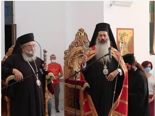 Πανηγύρισε ο μοναδικός Ναός στην Ελλάδα του Προφήτη Μωϋσέως του Θεόπτου